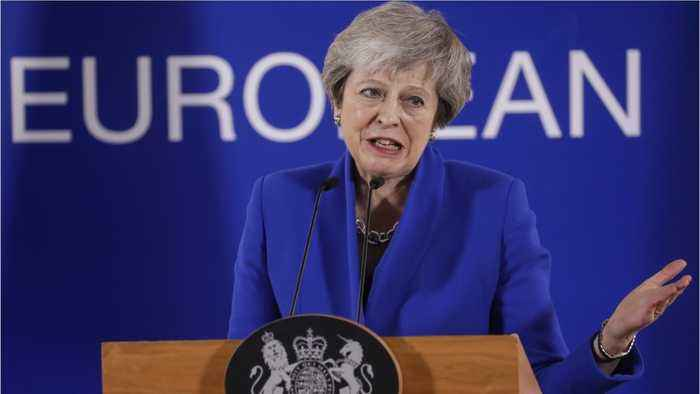 Theresa May Says Her Fourth Brexit Proposal Is All New