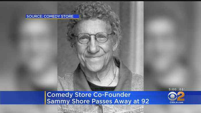 Comedy Store Co-Founder, Launcher Of Comics Sammy Shore Dead At 92