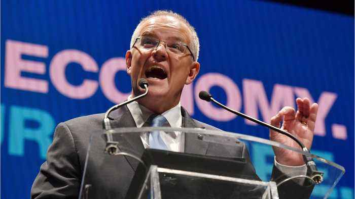 Australian PM Thanks Pentecostal Church-Goers Following Surprise Election Win