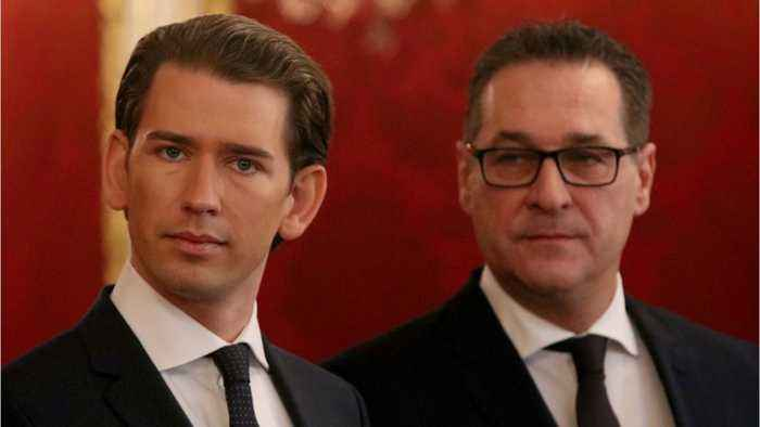 Austrian Chancellor Says Snap Election Necessary After Video Scandal