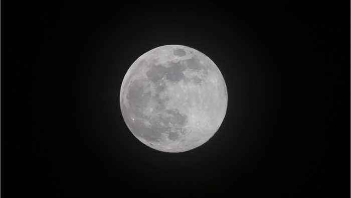 New Images Reveal The Moon Is Shrinking