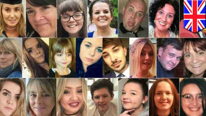 Manchester arena bombing marks second anniversary with memorial