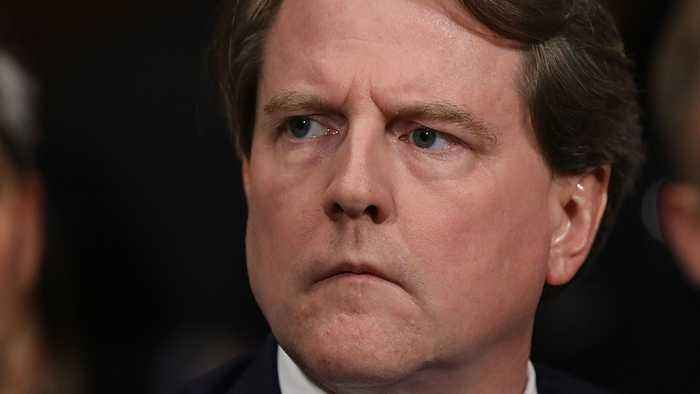 Shut It: Trump Tells Ex-White House Counsel McGahn To Defy Subpoena