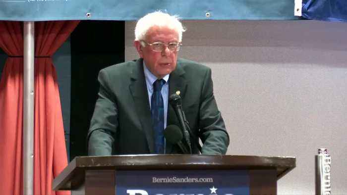 Sanders proposes education policy overhaul