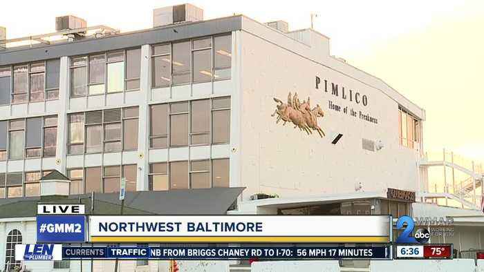 Plumbing issues at Pimlico forced most women's bathrooms to close