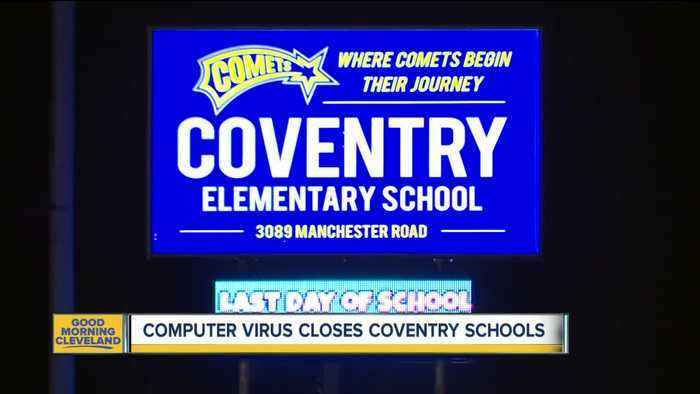 Computer virus closes Coventry schools