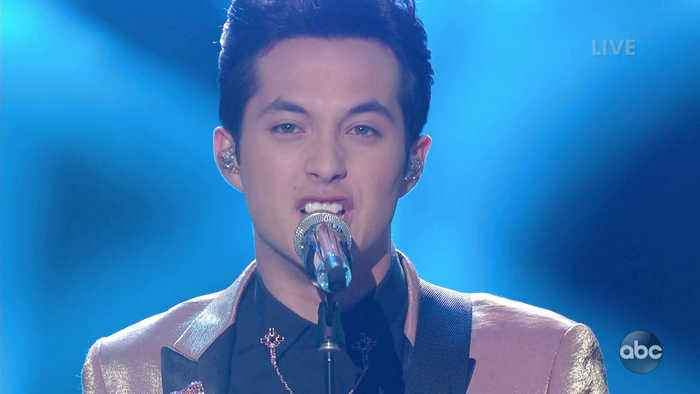 Laine Hardy Performs 'Home' Live on American Idol