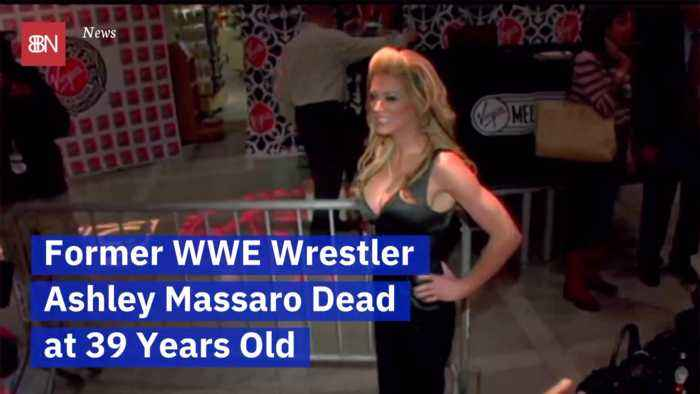 Ashley Massaro Is Sadly Found Dead of Apparent Suicide