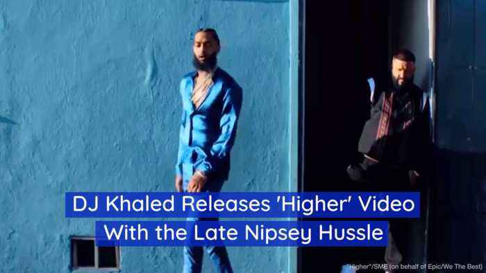 DJ Khaled's Final Video With Nipsey Hussle