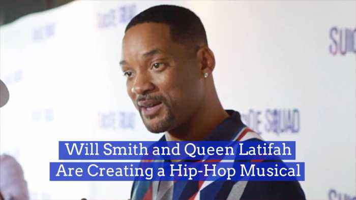 Will Smith Has His Own Version Of Romeo And Juliet
