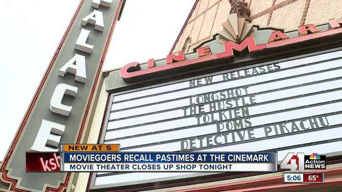 Curtains close for good at Cinemark Palace at the Plaza