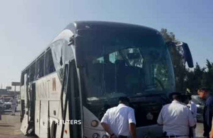 Blast injures South African tourists in Egypt