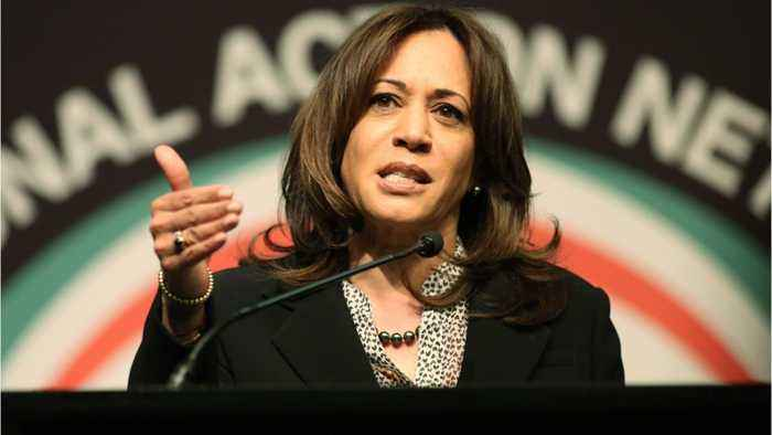 Kamala Harris Wants To Close Gender Pay Gap