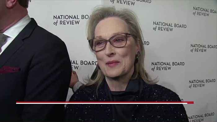 Meryl Streep bad at bowling