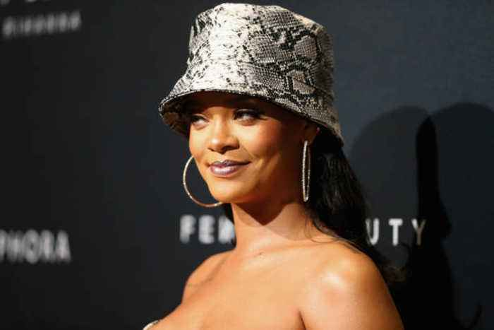 Rihanna Confirms New Reggae Album During Interview