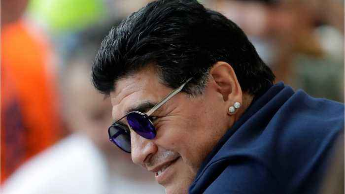 New Maradona Film Tracks Highs And Lows, Intimate Family Moments