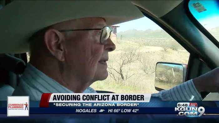 'People don't need to die': Border rancher deals with constant flow of migrants, drug packers
