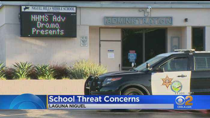 Police Presence Increased At School After Threat, Mom's Bullying Tirade