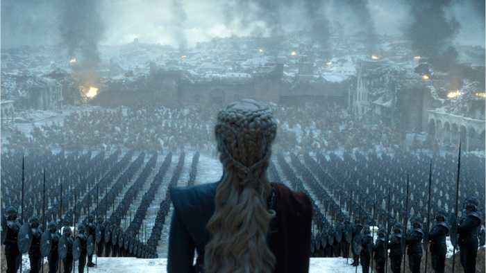 Game Of Thrones Series Finale Sets New All-Time Ratings Record For HBO