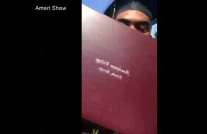 Morehouse student awed by billionaire pledge to pay off college loans
