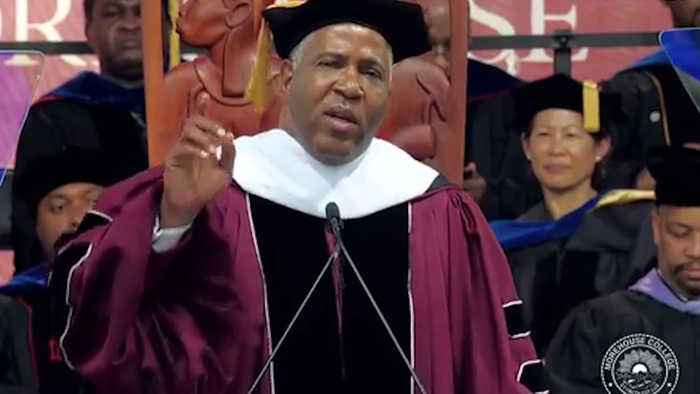 Billionaire Promises To Pay Off College Loans For Morehouse Graduates