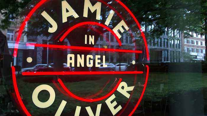 Reaction to collapse of Jamie Oliver's restaurant chain