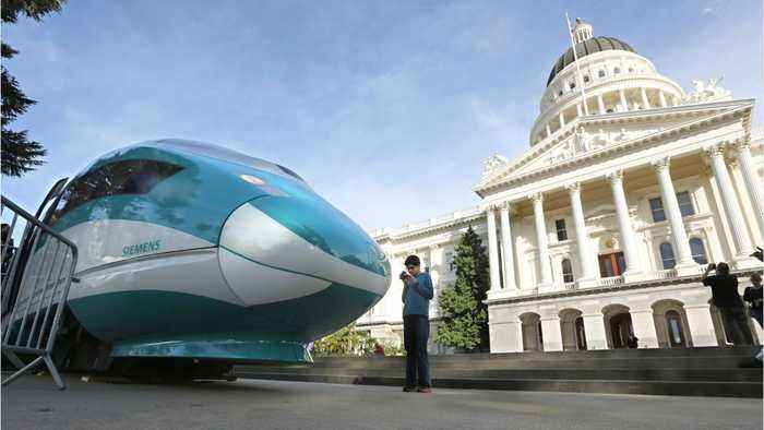 California Sues U.S. Government Over Rail Funding