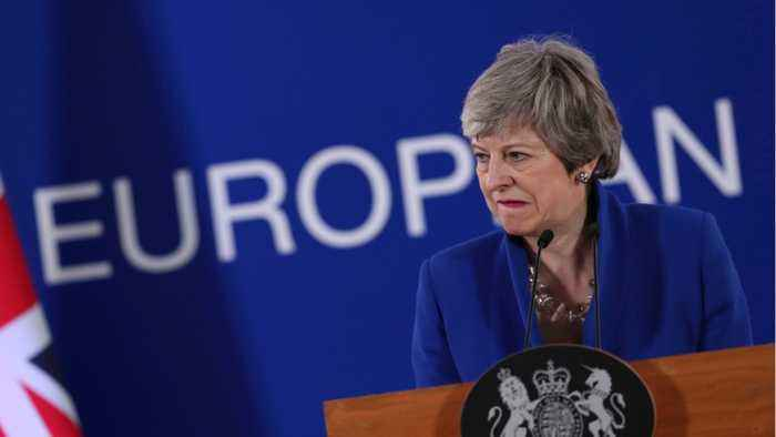 Prime Minister Theresa May Offers One Last Concession For Brexit