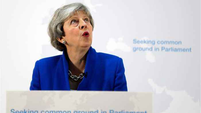 Theresa May Offers Up A New Brexit Deal