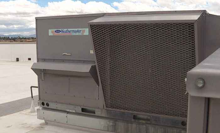 Cool weather hindering air conditioning businesses