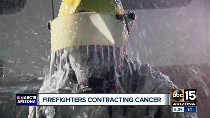 Third Phoenix firefighter dies of cancer contracted while on the job