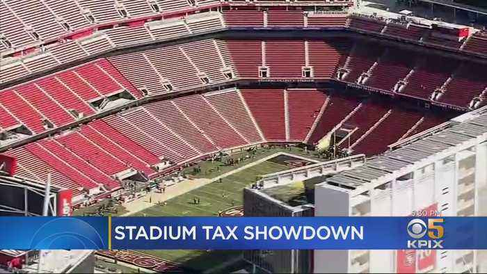 Santa Clara County Appeals Ruling Giving 49ers $36 Million Property Tax Refund On Levi's Stadium