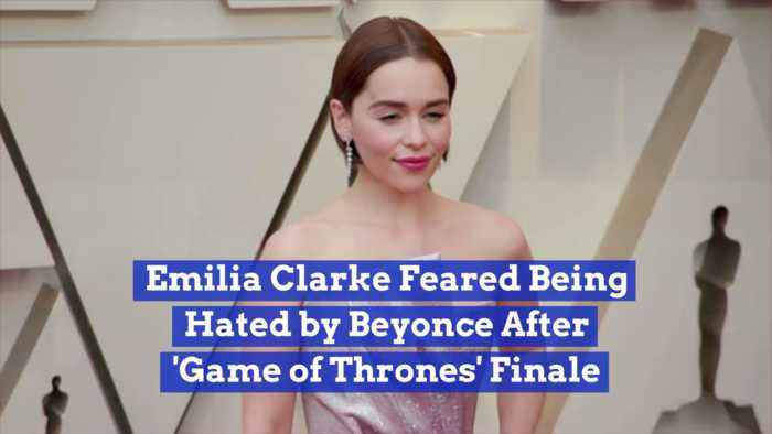 Emilia Clark Needs 'GoT' Finale Approval From Beyonce
