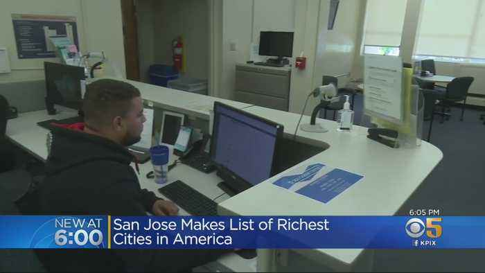New Report Shows Nation's Highest-Paid Workers In The Bay Area