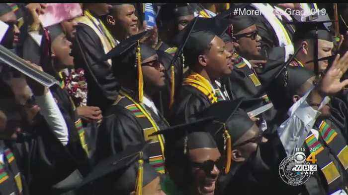 'The Biggest Blessing': Morehouse Grads Thankful To Begin Careers Debt-Free