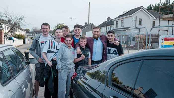 Conor McGregor Is Doing Something Incredible To Help The Homeless