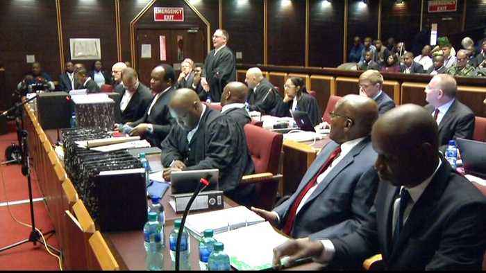 South Africa: Zuma lawyers challenge corruption charges