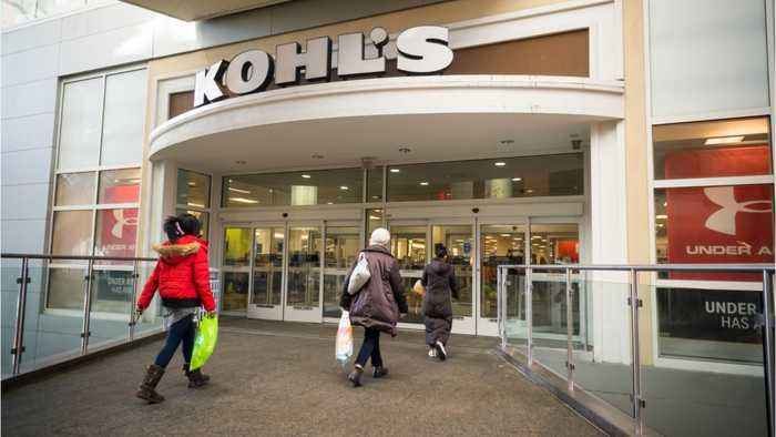 Kohl's Stock Plunges