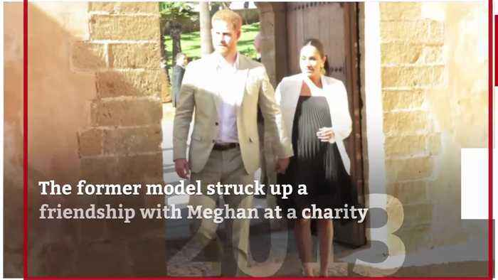 Meghan Markle wanted to meet a famous British man