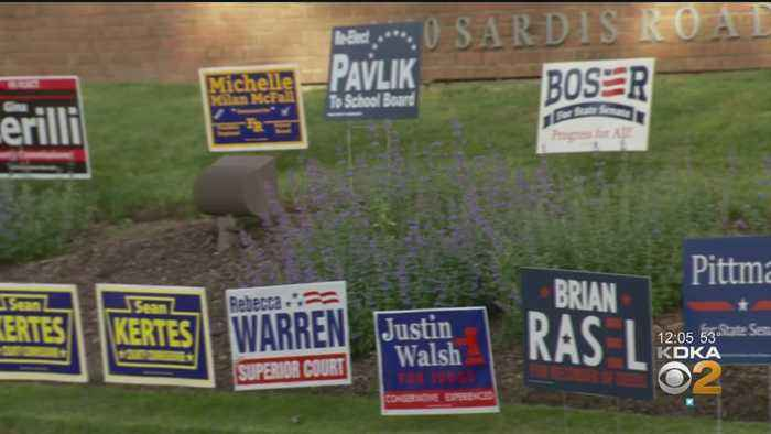 Voter Turnout For Primary Elections Appears To Be Low