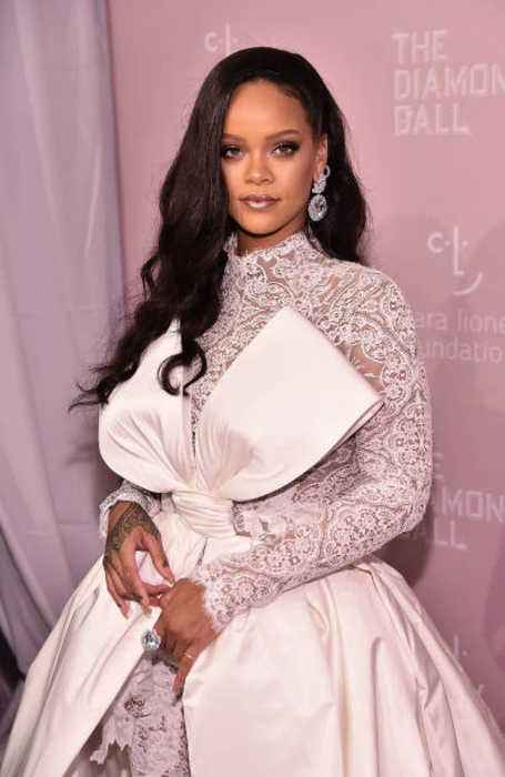 Rihanna Wanted Respect as a Designer Before Launching Fenty