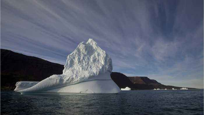 Globa Warming Melting Ice Way Faster Than Thought