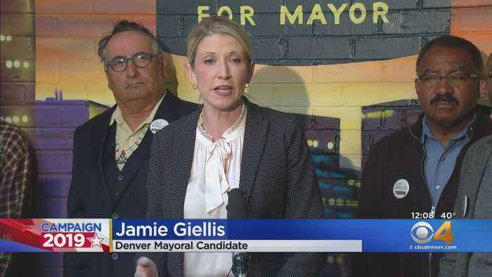 Denver Mayoral Candidate Jamie Giellis Attacks Michael Hancock