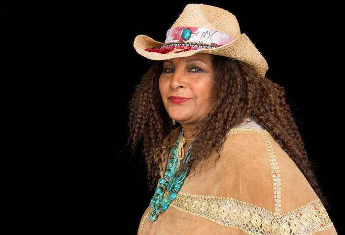Pam Grier Chats About The Streaming Service, BrownSugar.com
