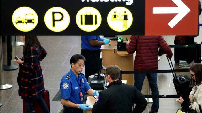 Trump Administration Considers Tapping TSA Funds For Border