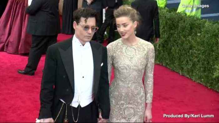 Johnny Depp and Amber Heard Are Divorced But Still Fighting