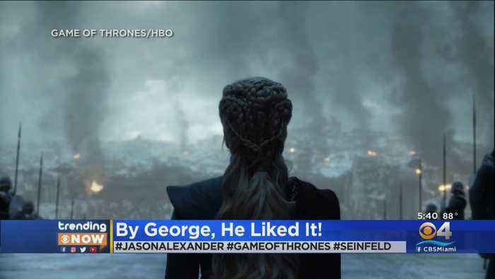 Trending: Jason Alexander On GOT Finale