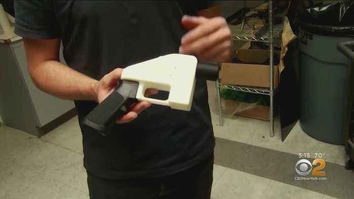 New York Lawmakers Pass Ban On 3D-Printed Guns