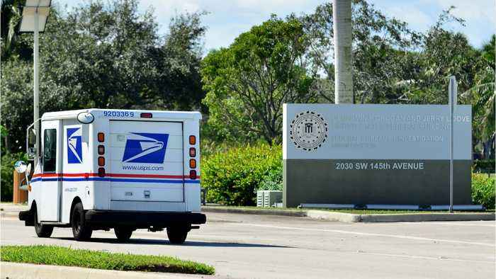 The USPS Is Testing Self-Driving Mail Trucks