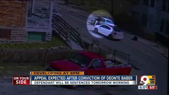 Deonte Baber guilty of murdering driver who hit boy